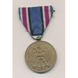 Pologne - Commémorative 1918-1921