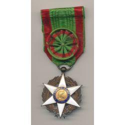 Ordre du Mérite Agricole - Officier - ordonnance