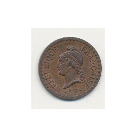 1 Centime Dupré - 1849 A Paris