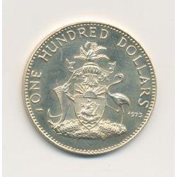 Bahamas - 50 Dollars 1973 - FDC
