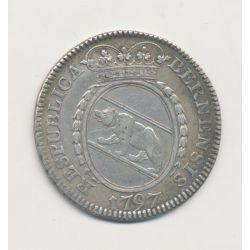 Suisse - 1/4 Thaler 1797 B Berne - argent - TTB+