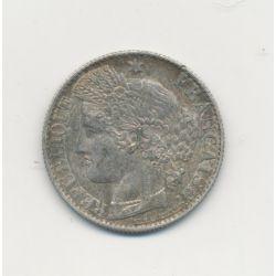 50 centimes Cérès - 1895 A Paris - TTB+