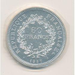 50 Francs Hercule - 1980 - FDC
