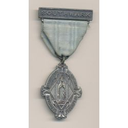 Médaille - Pélerinage de Southwork