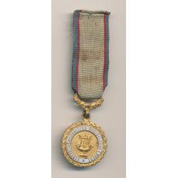 Médaille - Sociétés musicales de l'ouest