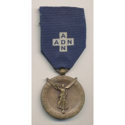 Médaille - Assistance au devoir national - Croix-rouge - ordonnance