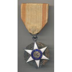 Ordre du Mérite Agricole - Chevalier - ordonnance