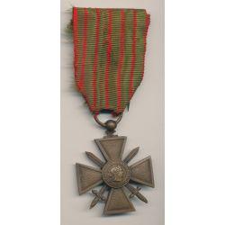 Médaille - Croix de guerre 1914-1918 - ordonnance