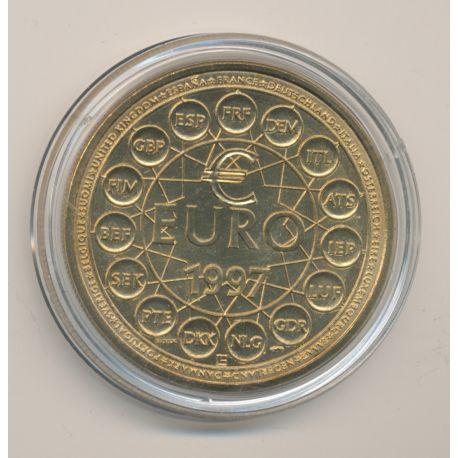 Euro EUROPA - 1997 - bronze