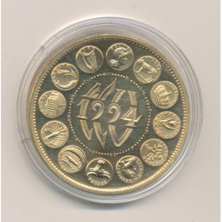 Ecu EUROPA - 1994 - bronze