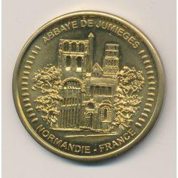 Médaille - Abbaye de Jumieges - collection européenne