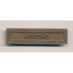 Agrafe Kosovo - pour ordonnance