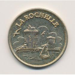 Médaille - La Rochelle - France - 33mm