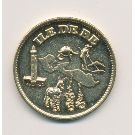 Médaille - Ile de ré - France - 33mm