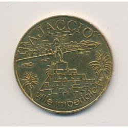 Médaille - Ajaccio - ile de beauté - 34mm