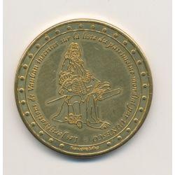 Médaille - Les fortifications de Vauban - 32mm