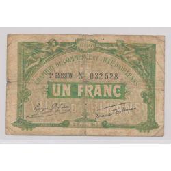 Dept 45 - 1 Franc 1915 - Orléans - TB