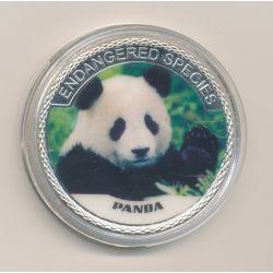 100 Dollar - Panda - Endangered species - world animal protection