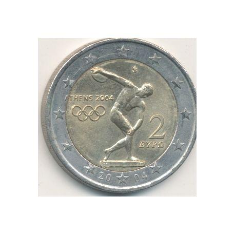 2€ Grece - 2004