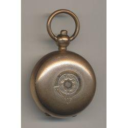 Porte Louis - 20 Francs Or - avec motif - métal doré - Ref10