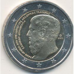 2€ Grece - 2013 - Platon