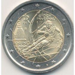 2€ Italie - 2006 - JO Turin