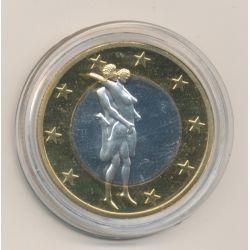 Médaille - Sex Euro N°6 - Kamasutra - 18+ adultes