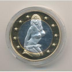 Médaille - Sex Euro N°9 - Kamasutra - 18+ adultes
