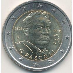 2€ Italie - 2012 - Pascoli