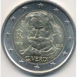 2€ Italie - 2013 - Verdi