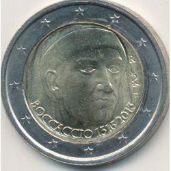 2€ Italie - 2013 - Boccaccio