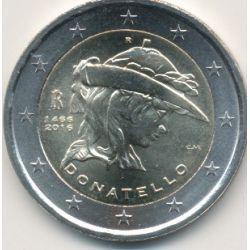 2€ Italie - 2016 - Donatello