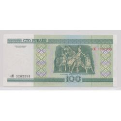 Biélorussie - 100 Roubles 2000 - Neuf