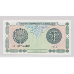 Ouzbékistan - Billet 1 Sum 1994 - Neuf/UNC