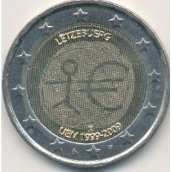 2€ Luxembourg 2009 - UEM