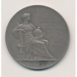 Jeton - Caisse d'épargne et prévoyance de Paris - 1894
