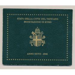 BU Vatican 2005 - Jean Paul II