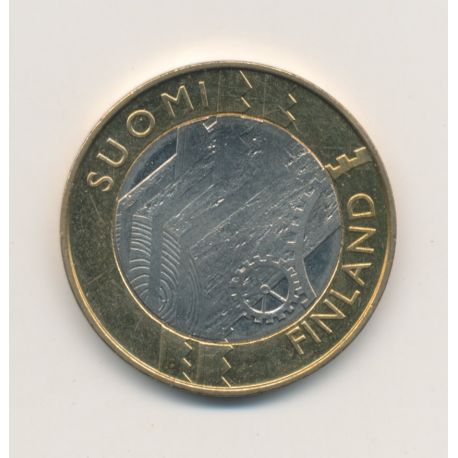 5€ Finlande 2011 - Uusimaa