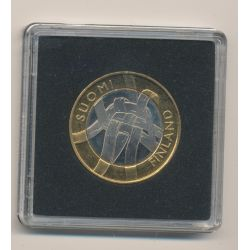 5€ Finlande 2011 - Carelia