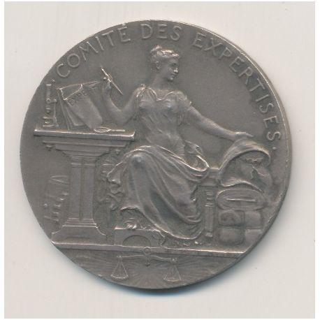 Jeton - Comité des expertises - loi 27 juillet 1822