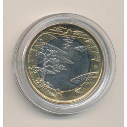 5€ Finlande 2013 - l'été