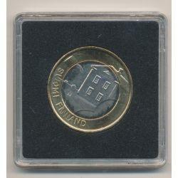 5€ Finlande 2013 - Maison traditionnelle