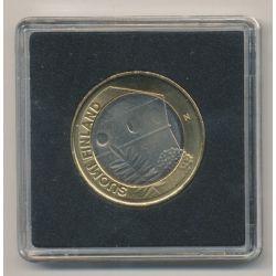 5€ Finlande 2013 - Château fort Olavinlinna
