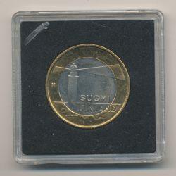 5€ Finlande 2013 - Phare Salskar