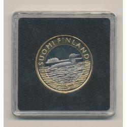 5€ Finlande 2014 - canard