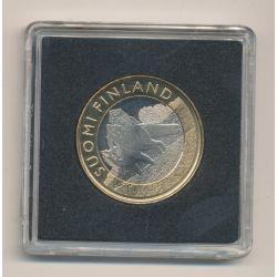 5€ Finlande 2014 - renard