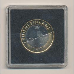 5€ Finlande 2015 - Hermine