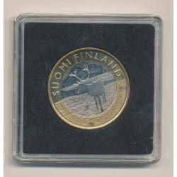 5€ Finlande 2015 - Renne