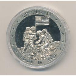 Médaille - Apollo XI - 16 Juillet 1969 - cupronickel - 40mm