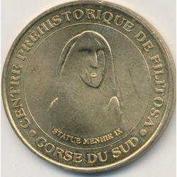 Dept20 - Centre préhistorique Filitosa N°1 - 2001